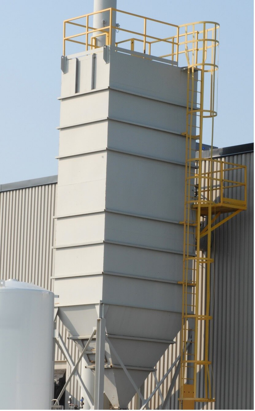 IFO Group Dust Hazard Analysis Process Evaluation