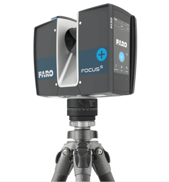 Faro Focus Scanner