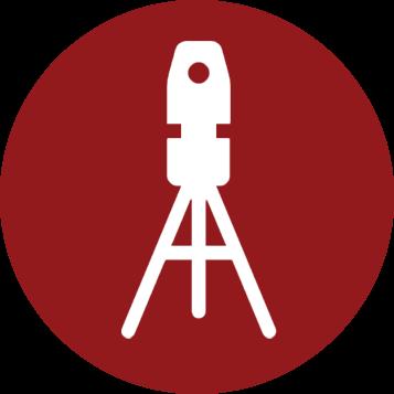 Laser Scanning Icon